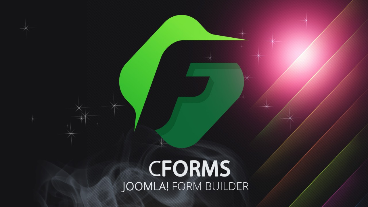 New Extension: CForms for Joomla!