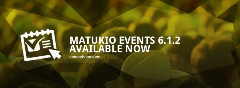 Matukio 6.1.2 is available now