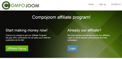 Without further ado: the Compojoom partner program!