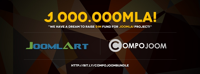 Support Joomla & get a Compojoom developer membership + Joomlart Template Club Membership