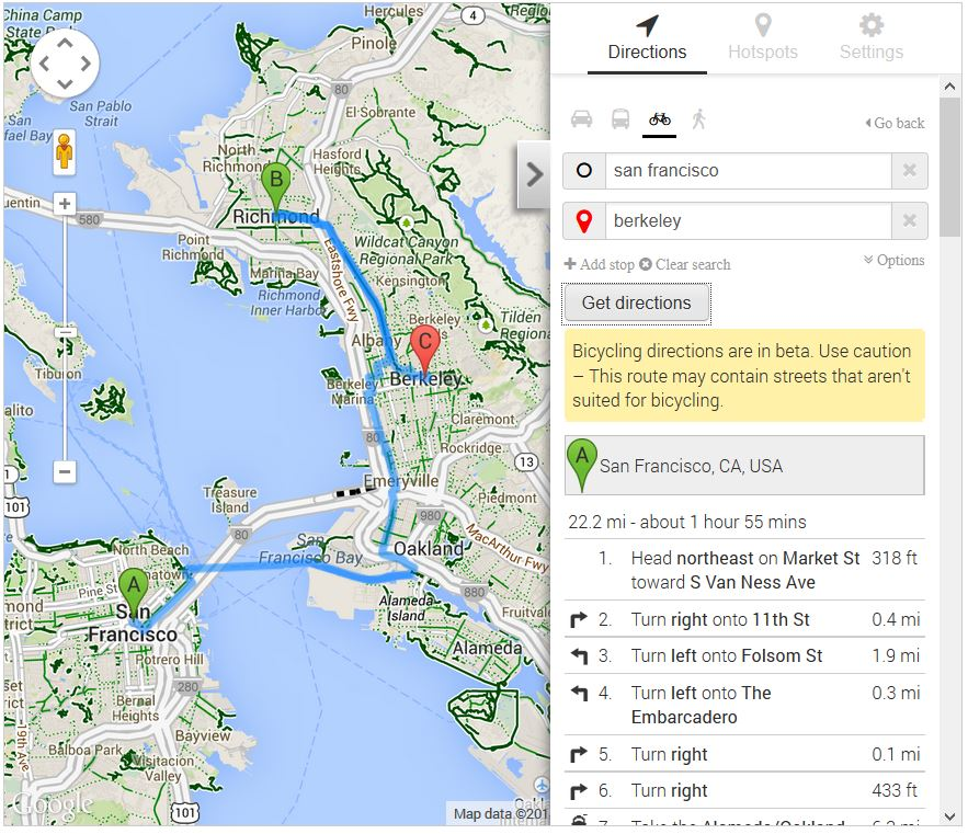 Hotspots - Advanced Google Maps Manager for Joomla